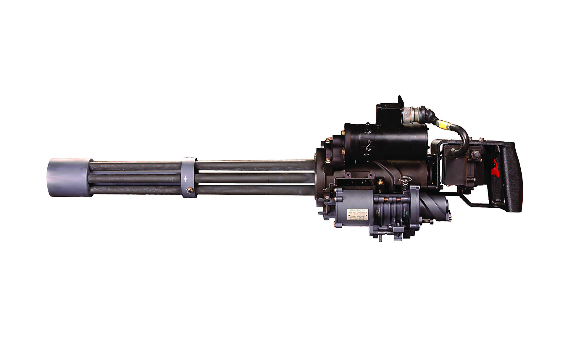 Standard M134d Dillonaero