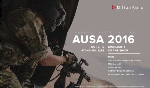 AUSA INVITE 2016